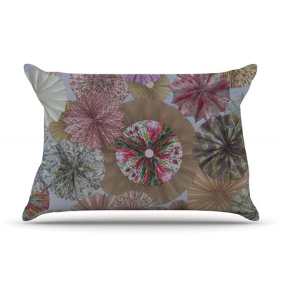 Heidi Jennings Pink Lady Neutral Pillow Case