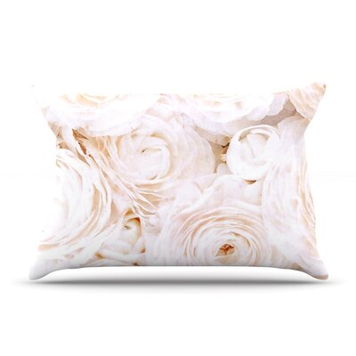 Blessed by Heidi Jennings Featherweight Pillow Sham Size: King, Fabric: Woven Polyester