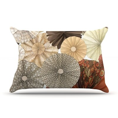 Dusty Road by Heidi Jennings Featherweight Pillow Sham Size: King, Fabric: Woven Polyester