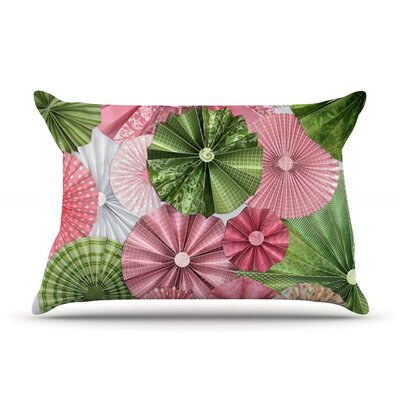 My Secret Fairytale by Heidi Jennings Featherweight Pillow Sham Size: King, Fabric: Woven Polyester