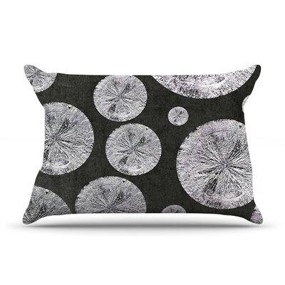 Pyrite by Iris Lehnhardt Featherweight Pillow Sham Size: King, Fabric: Woven Polyester