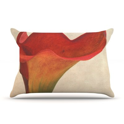 Iris Lehnhardt Calla Flower Pillow Case
