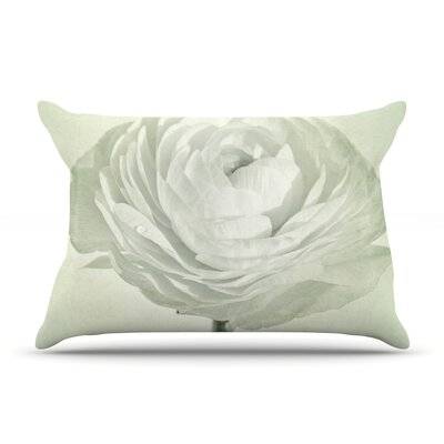 Whity by Iris Lehnhardt Featherweight Pillow Sham Size: King, Fabric: Woven Polyester