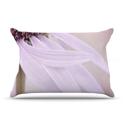 Windswept by Iris Lehnhardt Featherweight Pillow Sham Size: King, Fabric: Woven Polyester