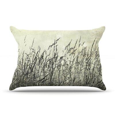 Iris Lehnhardt Summer Grasses Neutral Pillow Case