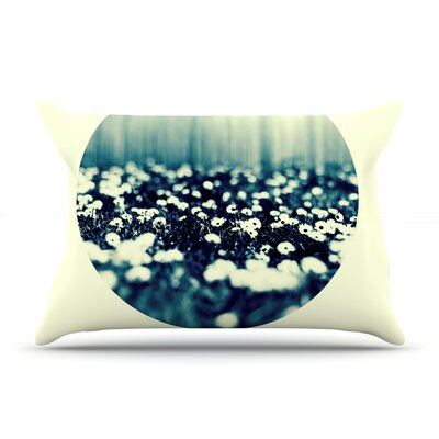You Belong by Ingrid Beddoes Featherweight Pillow Sham Size: Queen, Fabric: Woven Polyester