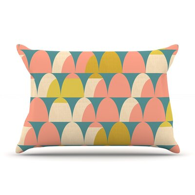 Michelle Drew Scallops Pillow Case