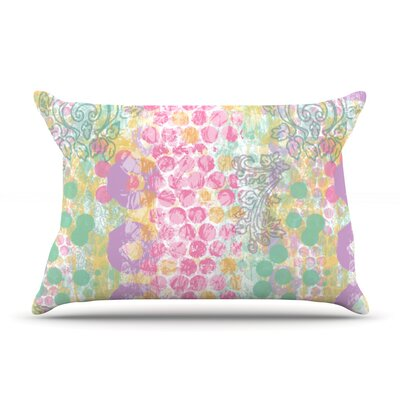 Impression by Chickaprint Featherweight Pillow Sham Size: King, Fabric: Woven Polyester
