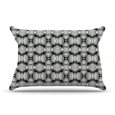 Flor by Matthias Hennig Featherweight Pillow Sham Size: Queen, Fabric: Woven Polyester