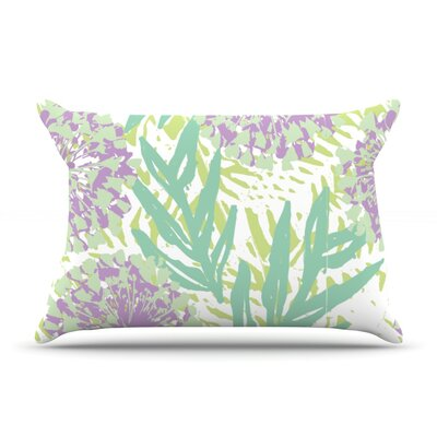 Varen by Chickaprint Featherweight Pillow Sham Size: King, Fabric: Woven Polyester