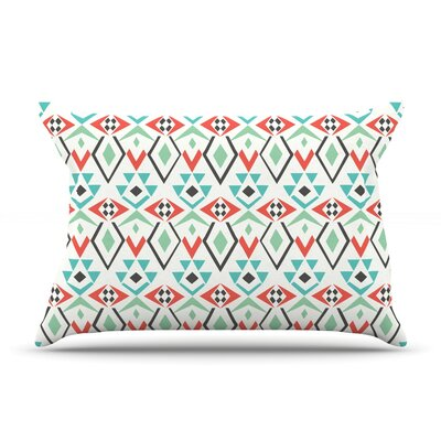 Tribal Marrakech by Pom Graphic Design Pillow Sham Size: King, Fabric: Woven Polyester