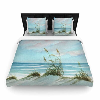 "Rosie Brown ""Sea Oats"" Featherweight Duvet Cover RB1021ADW01"