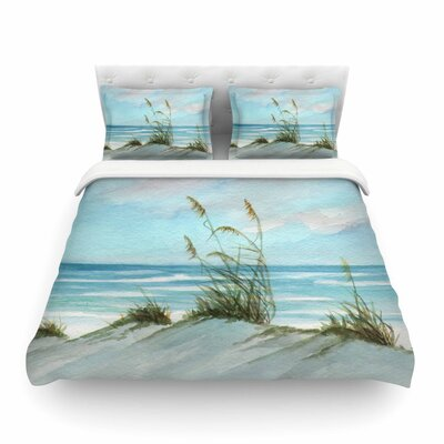 "Rosie Brown ""Sea Oats"" Featherweight Duvet Cover RB1021ACD01"