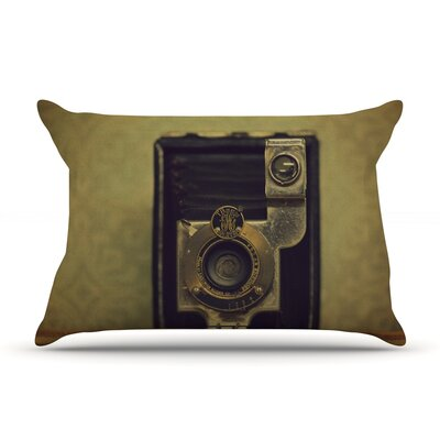 Robin Dickinson 'Ekc Jan 1910' Pillow Case