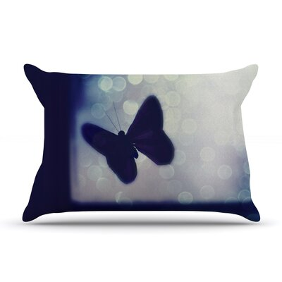 Robin Dickinson Enchanted Butterfly Pillow Case