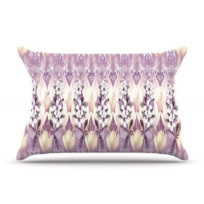 Laurel85 by Suzanne Carter Featherweight Pillow Sham Size: King, Fabric: Woven Polyester
