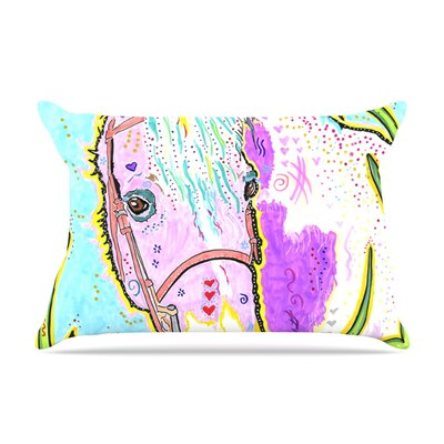 Nemo by Rebecca Fischer Featherweight Pillow Sham Size: Queen, Fabric: Woven Polyester