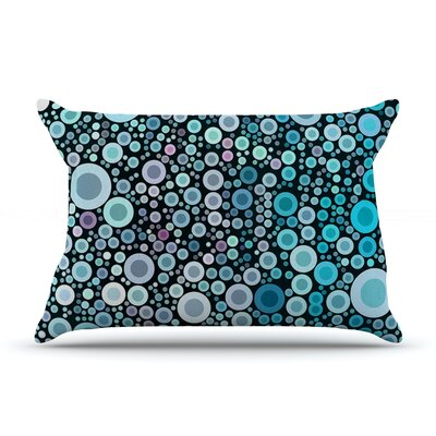 Aquatic by Sylvia Cook Featherweight Pillow Sham Size: King, Fabric: Woven Polyester