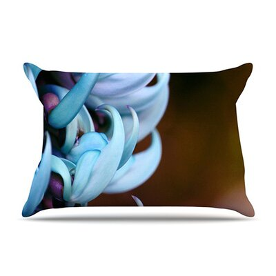 Bloom by Suzanne Carter Featherweight Pillow Sham Size: King, Fabric: Woven Polyester