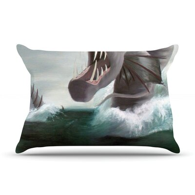 Vessel by Sophy Tuttle Featherweight Pillow Sham Size: King, Fabric: Woven Polyester