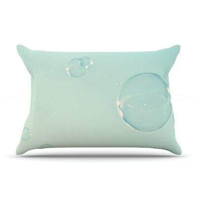 Wonder by Susannah Tucker Featherweight Pillow Sham Size: Queen, Fabric: Woven Polyester