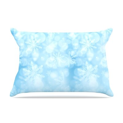 Winter is Coming by Snap Studio Featherweight Pillow Sham Size: Queen, Fabric: Woven Polyester