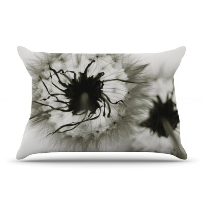 Wishes by Skye Zambrana Featherweight Pillow Sham Size: King, Fabric: Woven Polyester