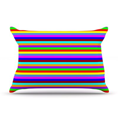 Bombon by Trebam Featherweight Pillow Sham Size: Queen, Fabric: Woven Polyester