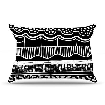 Vasare Nar Abiodun Tribal Pillow Case