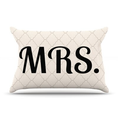 MRS Featherweight Pillow Sham Size: King, Fabric: Woven Polyester