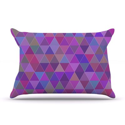 Louise Abstract Pillow Case