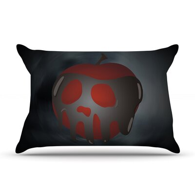 One Last Bite Poison Apple Pillow Case
