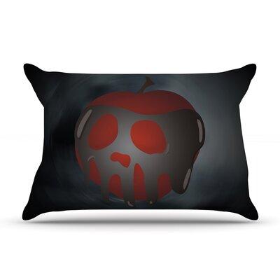 One Last Bite Poison Apple Pillow Case