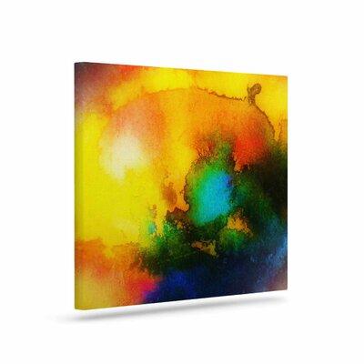 'Good Vibrations' Print on Canvas EAUB1307 38421555