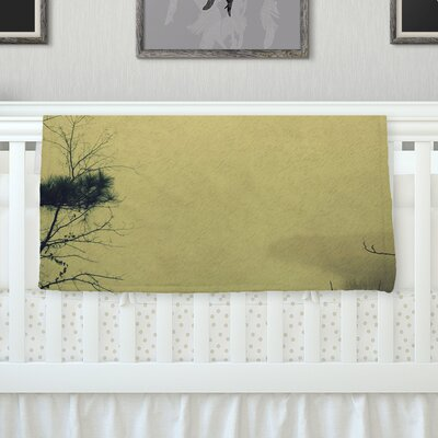 Fog on The River Throw Blanket Size: 60 L x 50 W