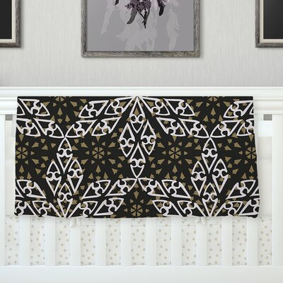 Ethnical Snowflakes Throw Blanket Size: 40 L x 30 W