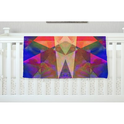 Irridesco Throw Blanket Size: 80 L x 60 W