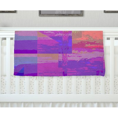 Impermiate Poster Throw Blanket Size: 40 L x 30 W