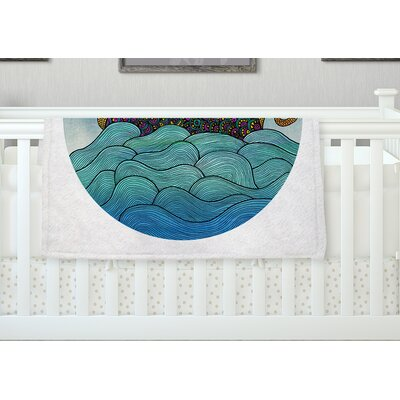 Oceania Throw Blanket Size: 90 L x 90 W
