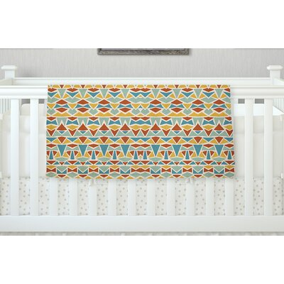 Tribal Imagination Throw Blanket Size: 60 L x 50 W
