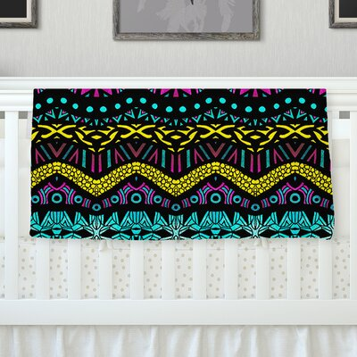 Tribal Dominance Throw Blanket Size: 80 L x 60 W