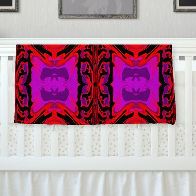 Ornamena Throw Blanket Size: 80 L x 60 W