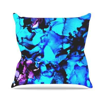 Peace Offering by Claire Day Throw Pillow