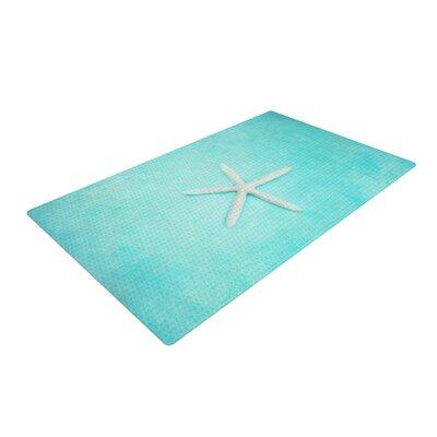 Starfish Area Rug Rug Size: 2 x 3