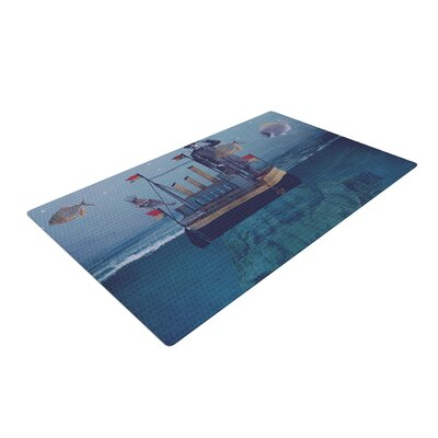 The Voyage Area Rug Rug Size: 4 x 6