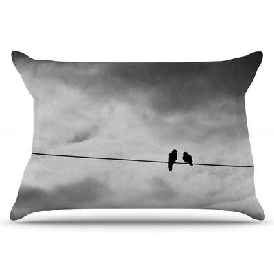 Debbra Obertanec Friendship Pillow Case