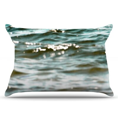 Debbra Obertanec  Water Pillow Case