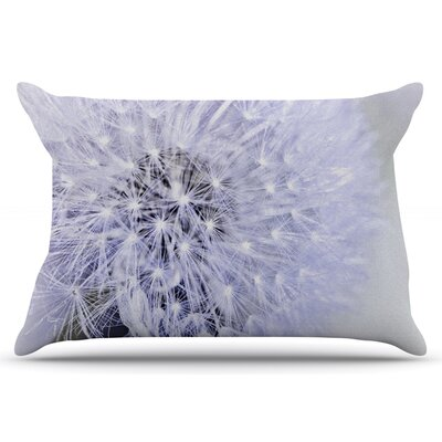Debbra Obertanec Lavender Wish Flower Pillow Case