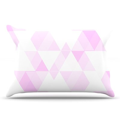 CarolLynn Tice Aspire Geometric Pillow Case