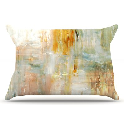 CarolLynn Tice Coffee Paint Pillow Case